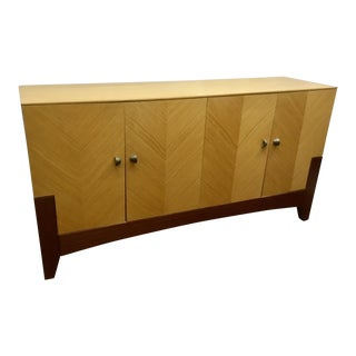 20th Century Art Deco Dakota Jackson for Lane Credenza For Sale