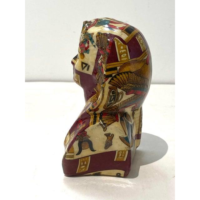 Vintage King Tut Egypt Figurine For Sale - Image 4 of 9