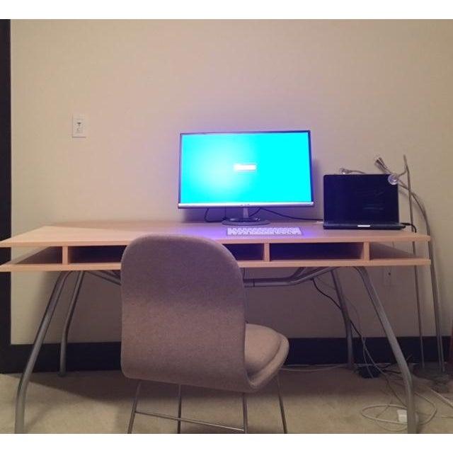 DWR Dordoni Worktop Table/Desk - Image 3 of 3