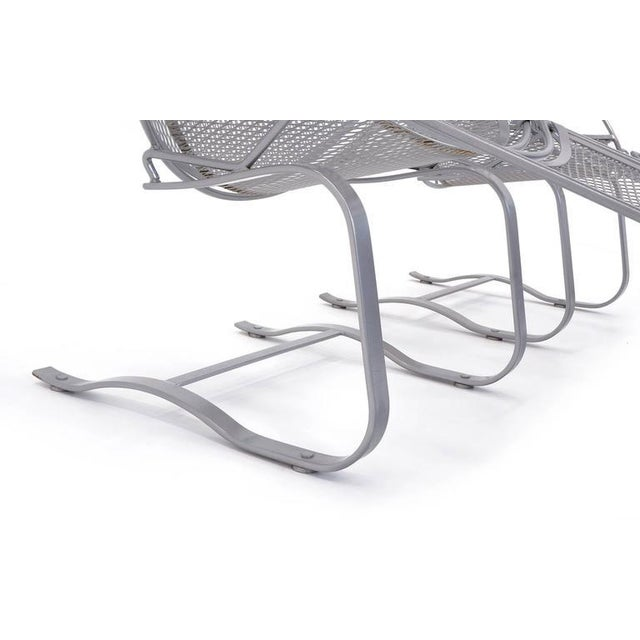 1960's John Salterini Patio Chaise Lounges-A Pair For Sale - Image 10 of 10