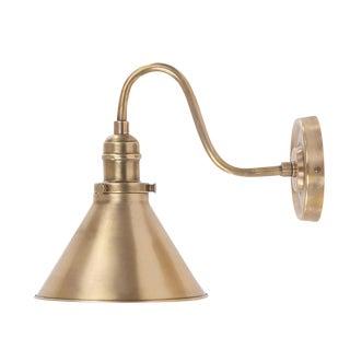 Provence Sconce Aged Brass