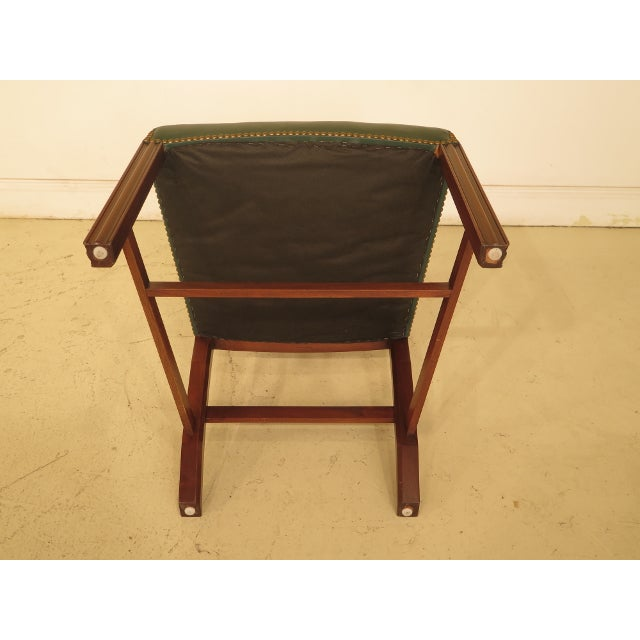 Chippendale Mahogany Dining Room Chairs - Set of 8 - Image 10 of 11