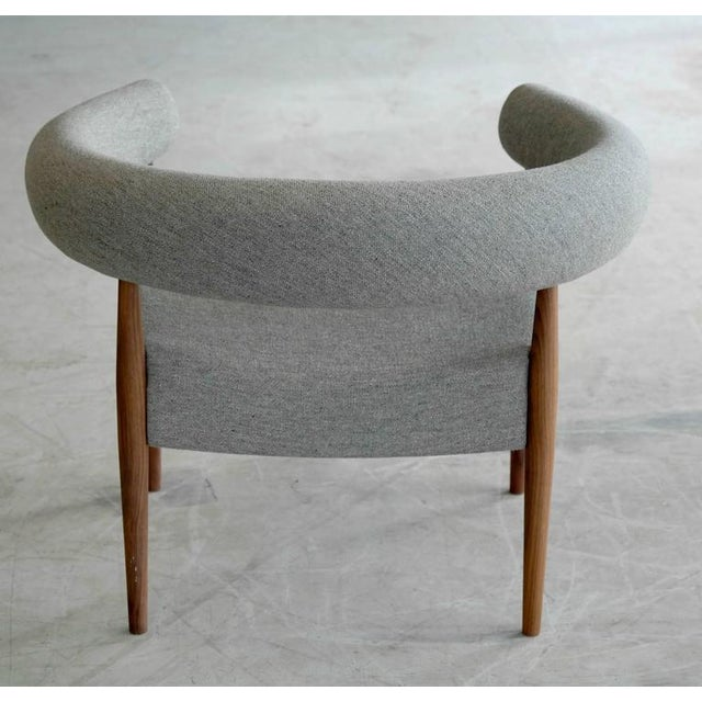 Nanna Ditzel Ring Chair for Getama For Sale In New York - Image 6 of 9