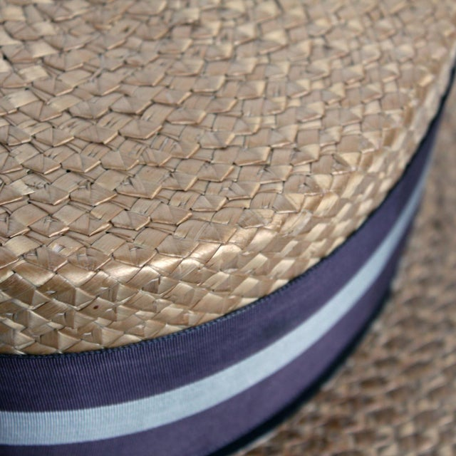b495737bc529f Stetson Select Boater Hat For Sale - Image 4 of 8