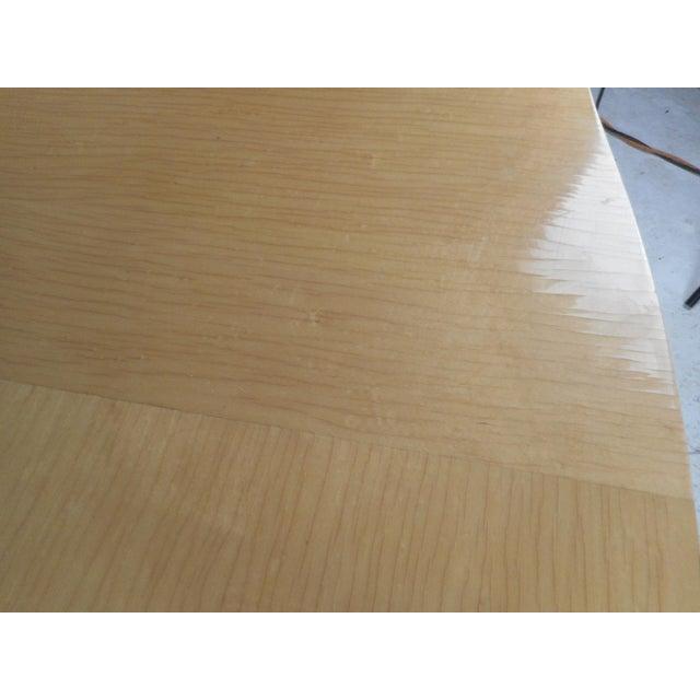 Mid-Century Modern Lacquered Game Table For Sale - Image 10 of 13