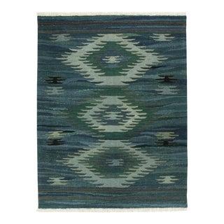 Rug & Relic Turkish Kilim | 3'1 x 4' Flatweave