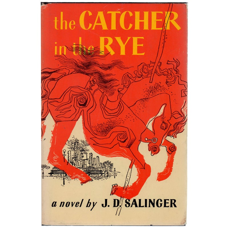 literary analysis of the novel catcher in the rye by j d salinger Although the catcher in the rye seems like the unedited thoughts and feelings of an actual teenager, it is nothing of the kind actually, jd salinger was in his twenties and thirties when he wrote the novel, which began as a short story and grew, over many years, into a book length work of fiction.
