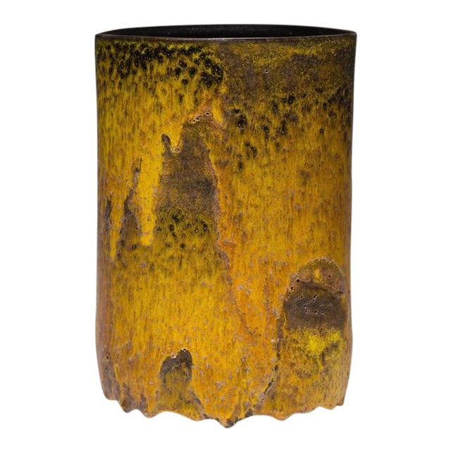 Jay Kvapil, Vessel With Drip Base, 2017 For Sale