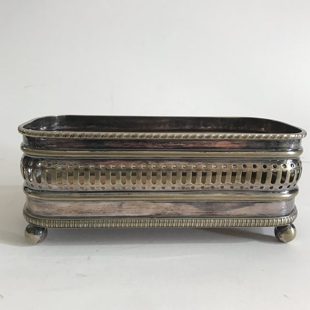Dish - Silverplate Dish C. 1868 by Gorham - Image 2 of 9