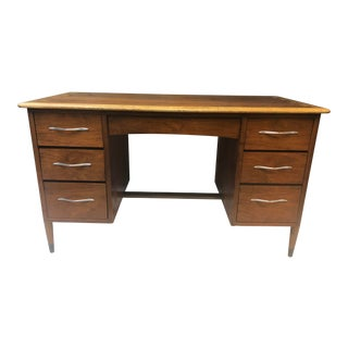 "Mid Century Modern Lane ""Acclaim"" Desk For Sale"