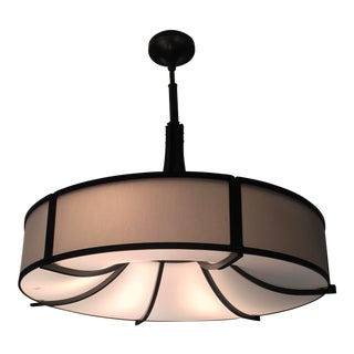 Parisian Pendant by Doyle Crosby with Boyd Lighting For Sale