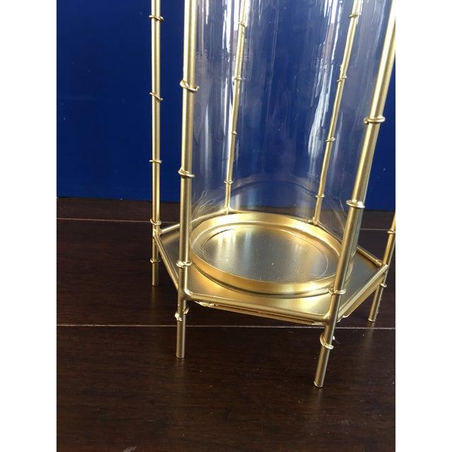 Gold Finish Pagoda Lantern - Image 4 of 11