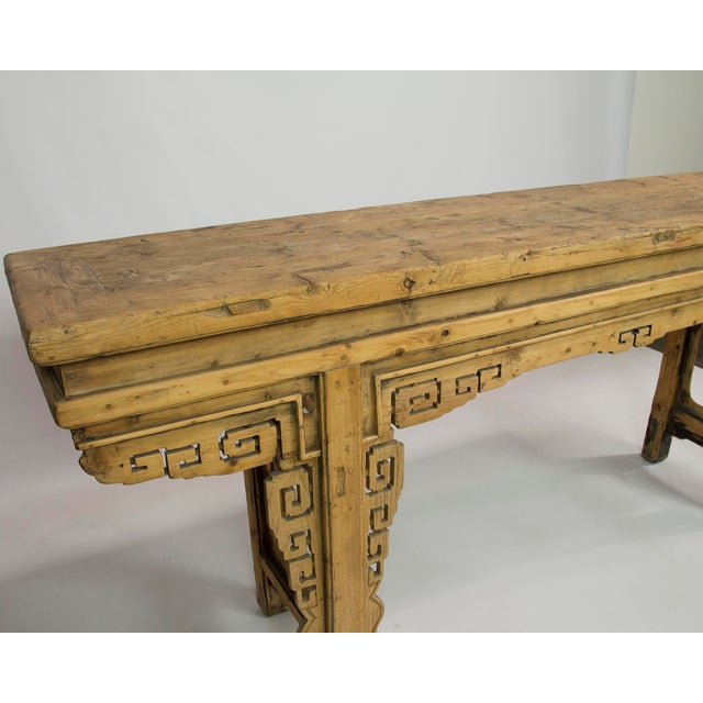 Antique Gansu Console Table - Image 2 of 2
