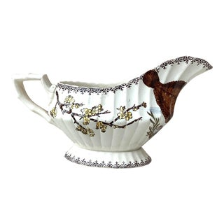 Late 19th Century Vintage English Victorian Saucer For Sale