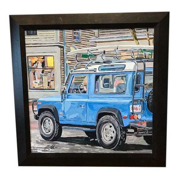 Headed to the Beach by Josh Moulton For Sale