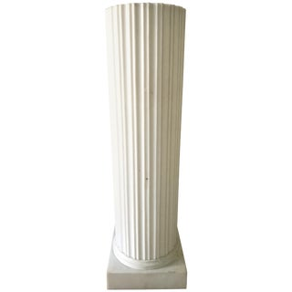 Postmodern Pair of Columns or Pedestals For Sale