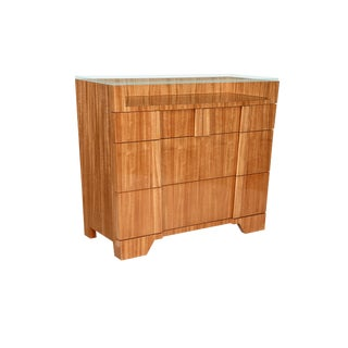 Contemporary Empire Bedside Table For Sale