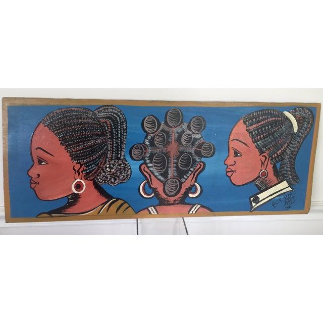 Kofi Art African Hair Salon Braid Art - Image 2 of 6