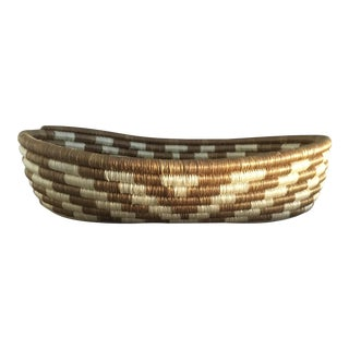 Rwandese Bread Basket For Sale