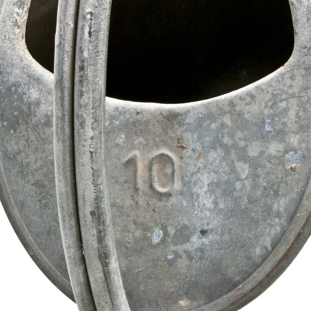 Vintage European Watering Can For Sale - Image 4 of 5