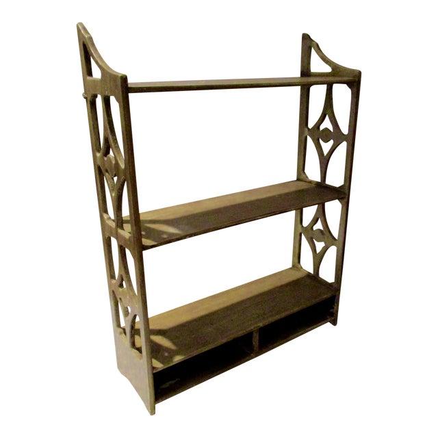 Shabby Chic Display Shelving Unit - Image 1 of 10