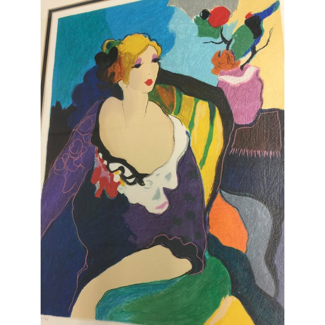 Itzchac Tarkay Lithograph Signed Artist Proof For Sale In San Francisco - Image 6 of 7
