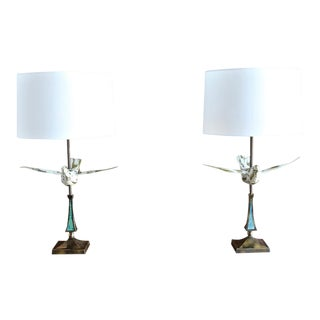 Pepe Mendoza Table Lamps - a Pair For Sale