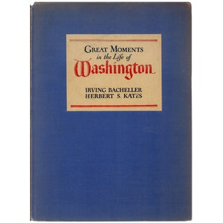 The Life of Washington Signed Book For Sale