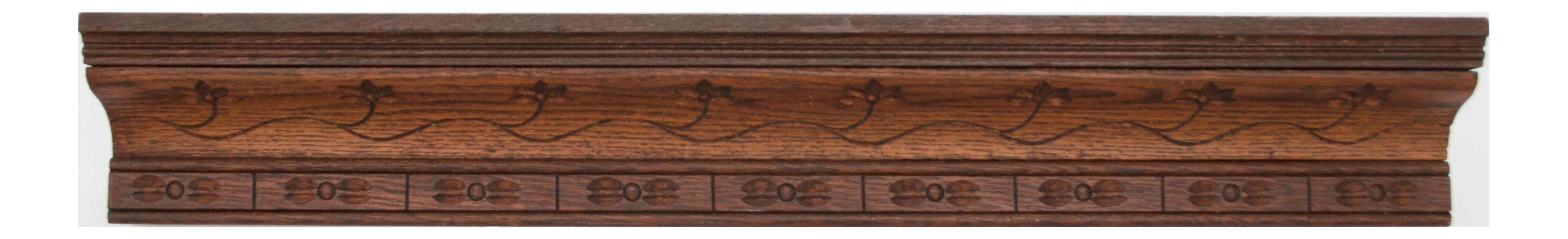 Large Antique French Carved Walnut Shelf u0026 Plate Rack  sc 1 st  Chairish & Large Antique French Carved Walnut Shelf u0026 Plate Rack | Chairish