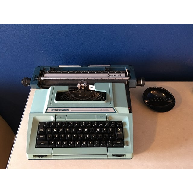 Mid-Century Smith-Corona Typewriter - Image 4 of 5
