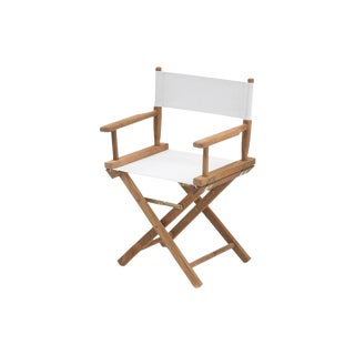 Skagerak Teak Director's Chair - Retail $525