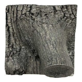 Sculptural Tree Wall Hanging For Sale