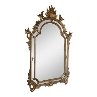 LaBarge Ornate Gold Mirror