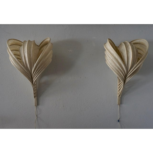 Wall Sconces by William Leslie - a Pair For Sale - Image 9 of 9