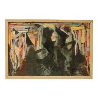 Brutalist Collage For Sale