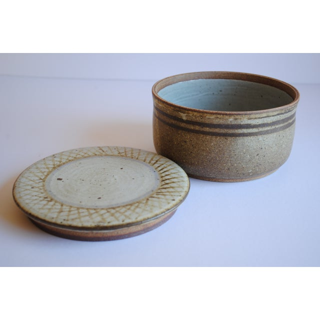Vintage Studio Pottery Bowl - Image 5 of 8