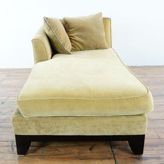 Pottery Barn Upholstered Chaise Lounge Preview
