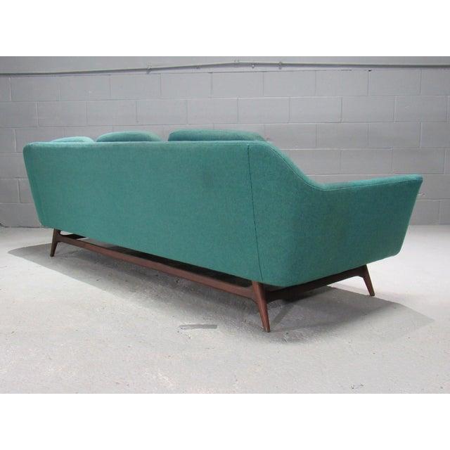 Danish Modern 1950s Vintage Danish Modern Sofa For Sale - Image 3 of 5