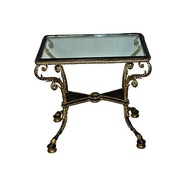 Rococo-Style Side Table, Style of François Linke - Image 1 of 7