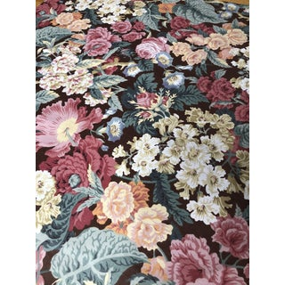 Sample - P Kaufmann Floral Chintz Fabric For Sale