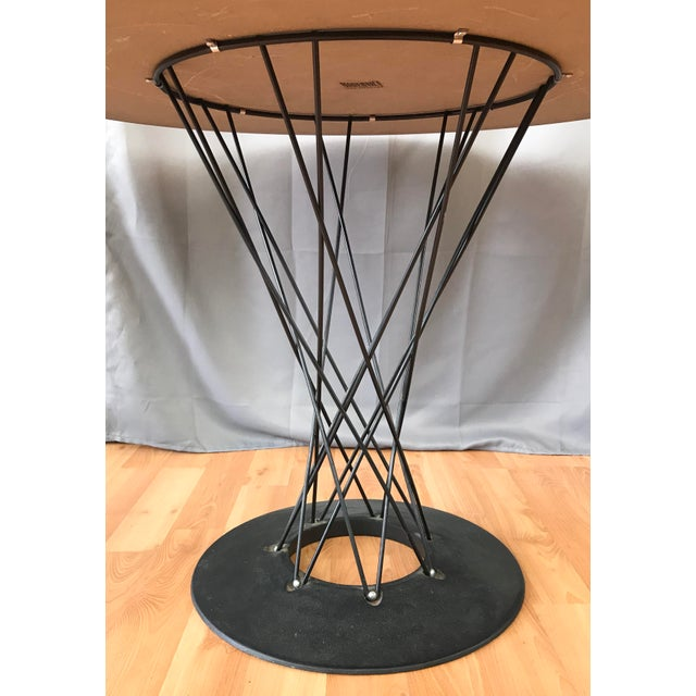 1990s 1990s Mid-Century Modern Noguchi Cyclone Dining Table For Sale - Image 5 of 11