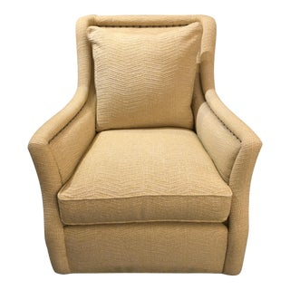 CR Laine Marcoux Swivel Chair For Sale
