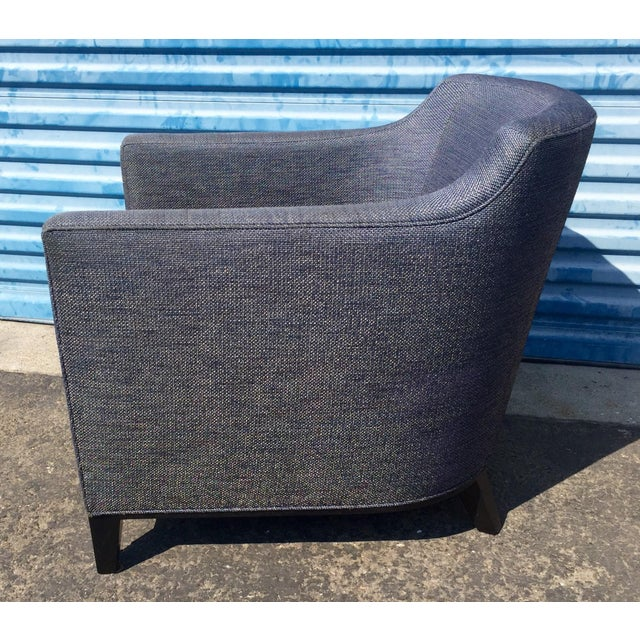 Sisal Tweed Occasional Chair - Image 3 of 6