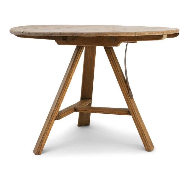 Brown Dutch Tilt-Top For Sale - Image 8 of 13