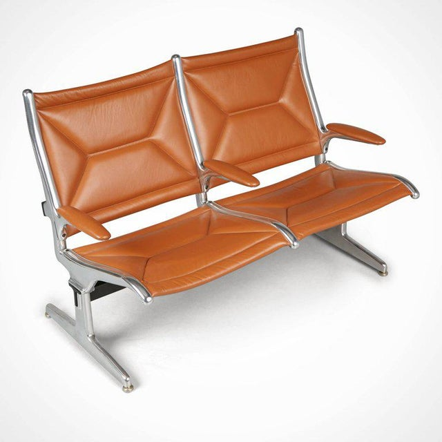 In 1962 Ray & Charles Eames were commissioned to design the optimal utilitarian seating for the first American...