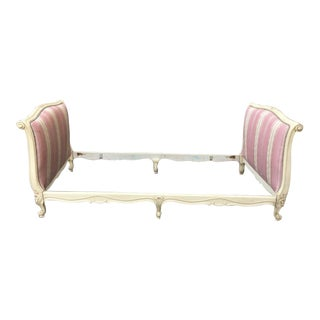 1920s French Louis XV-Style Day Bed Frame For Sale