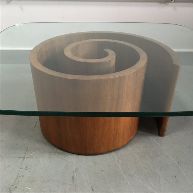 Kagan Snail Coffee Table - Image 6 of 7