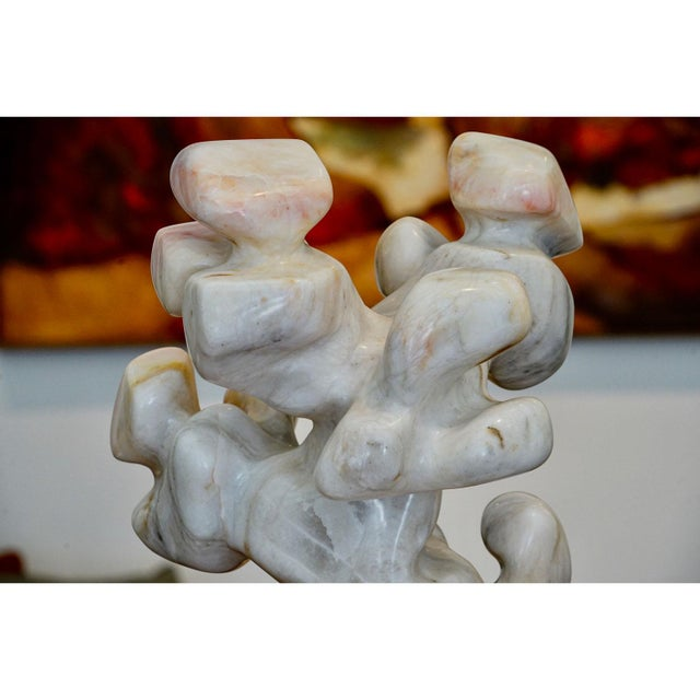 Abstract Edward Meyrowitz Sculpture For Sale - Image 3 of 12