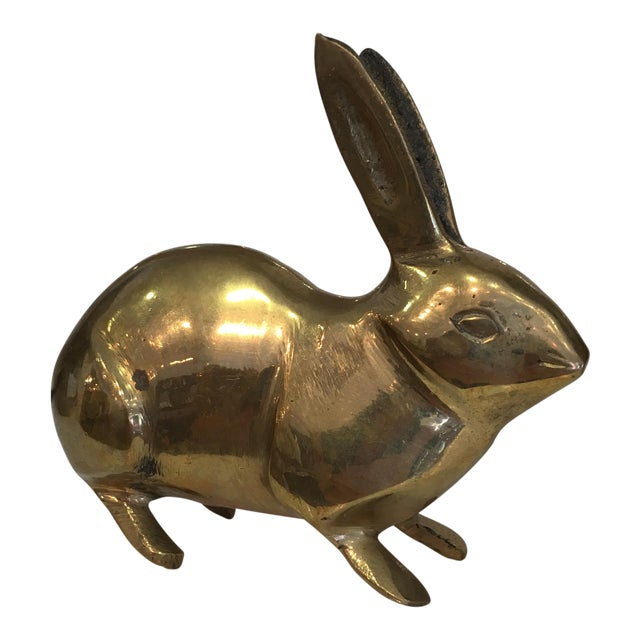 Brass Petite Bunny For Sale