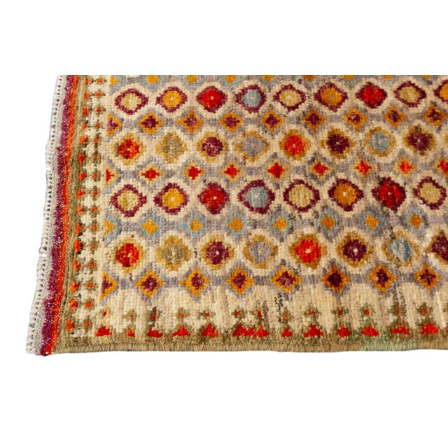 "2010s 21st Century Modern Gabbeh Rug, 2'8"" X 6'8"" For Sale - Image 5 of 10"
